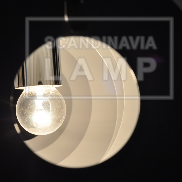 Detail of Foscarini supernova Light