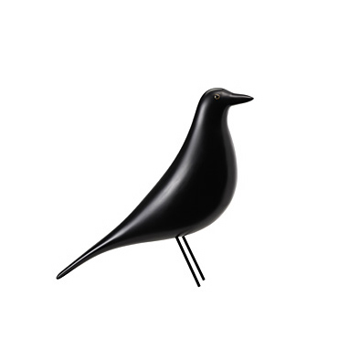 Eames House Birds