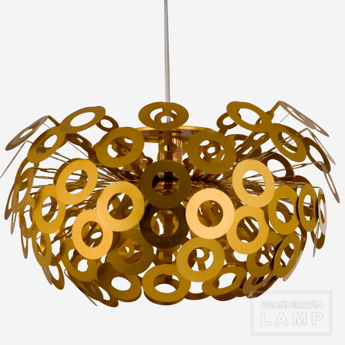 Dandelion Pendant Light Designed by Richard Hutten