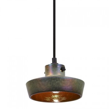 Lustre pendant flat is design by Tom Dixon