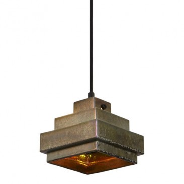 Lustre Light - Square Pendant Light