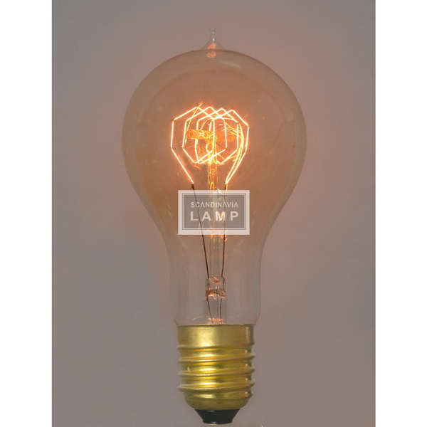 Filament lamp A75| Edison Bulb| industrial Vintage Lighting