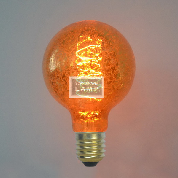 Vintage edison bulb,Filament Bulb G80,American industrial Trcking lighting