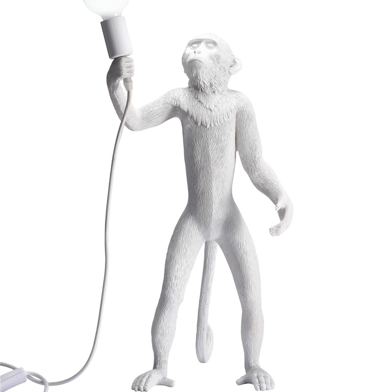 Monkey Floor Lamp