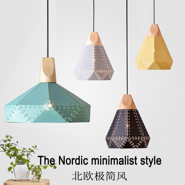 Makalong colourfull pendant lamp