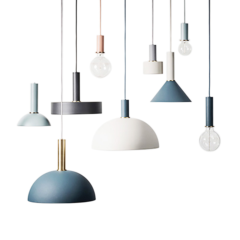 DIY Colorfull  lamp| accessories lighting|Ferm Living