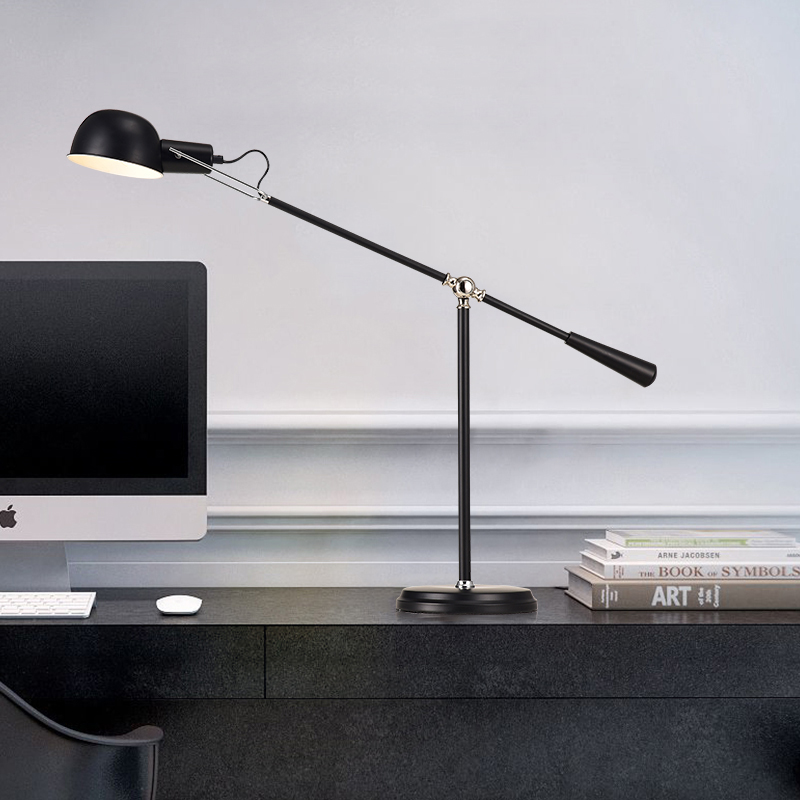 Flos table lamp on desk