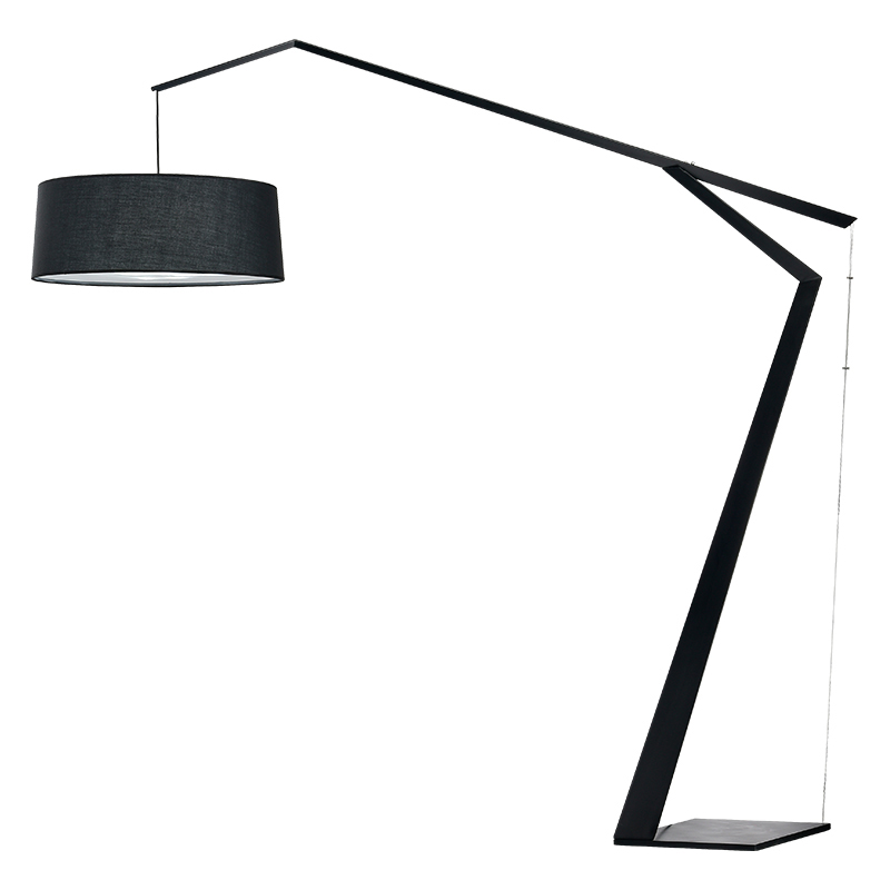 Designer Fabric Stand Light