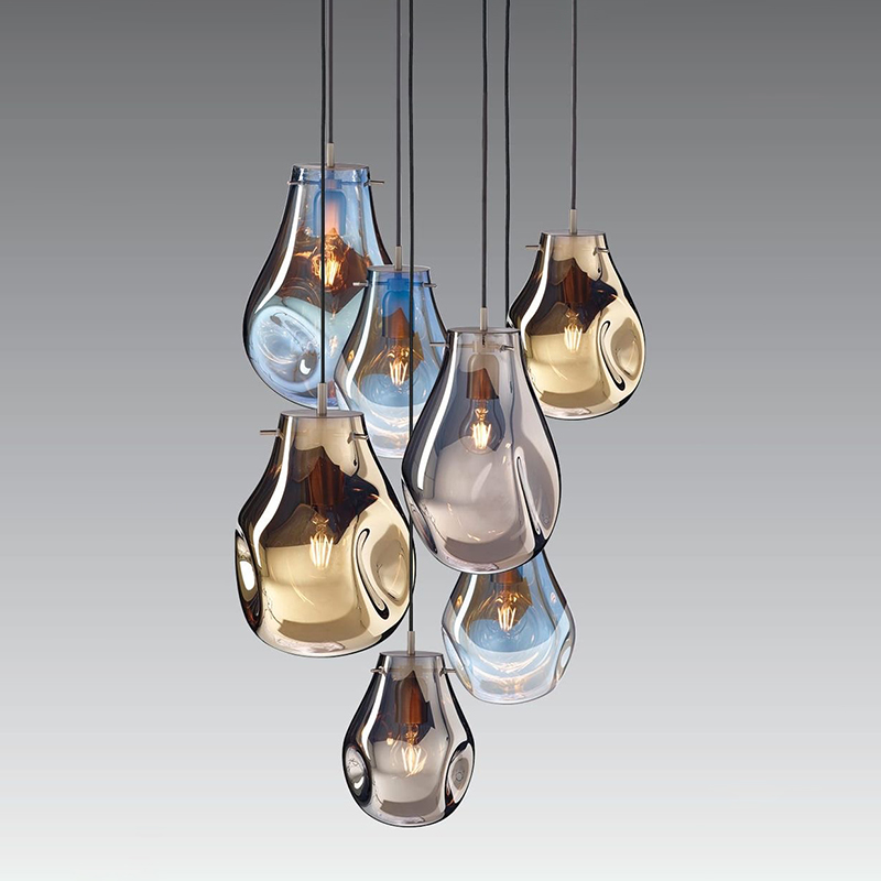 Tom Dixon Color Glass pendant light